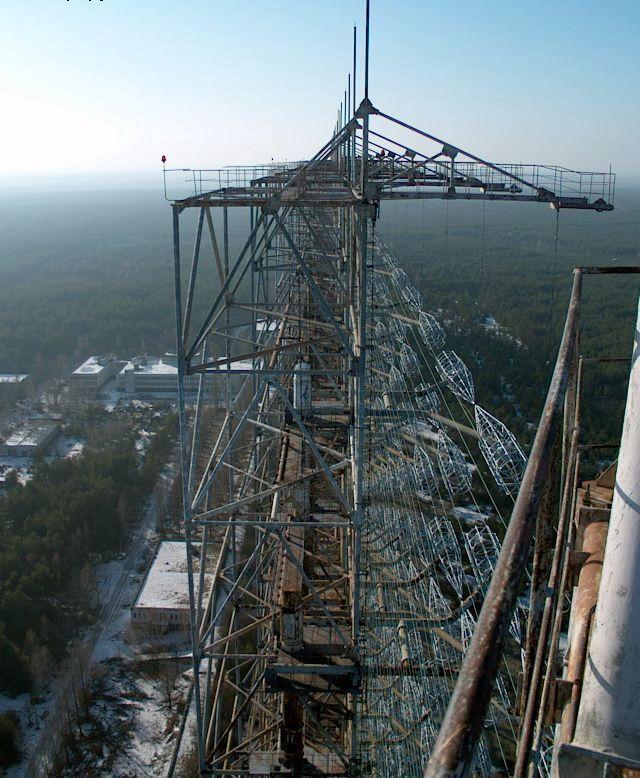 Загоризонтна радіолокаційна станція дуга була створена в 1985 році для виявлення запусків міжконтинентальних