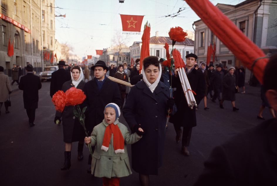 Празднование дня народного единства в этом году впервые приобрело всероссийский масштаб