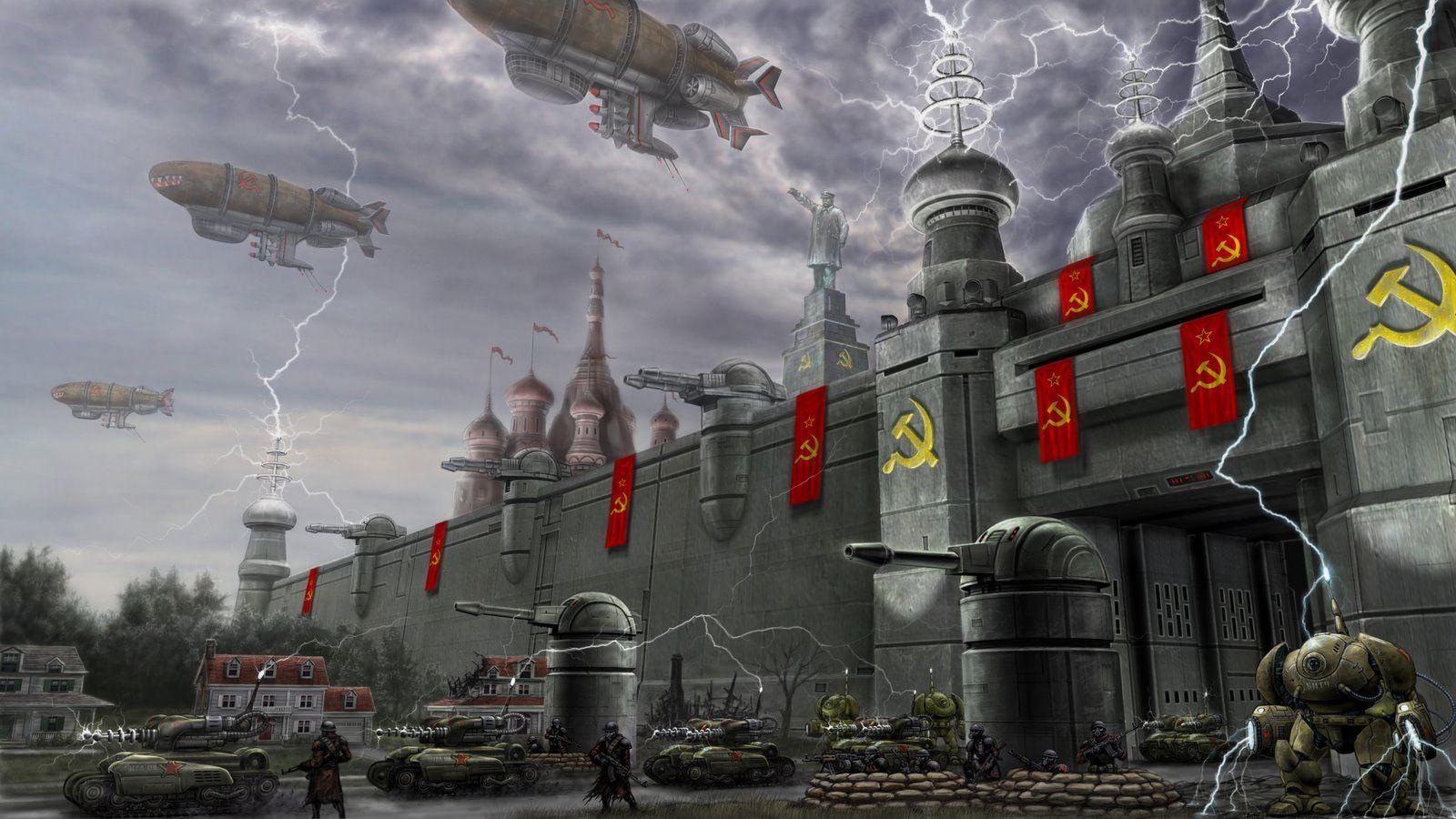 Мощь Советского Союза