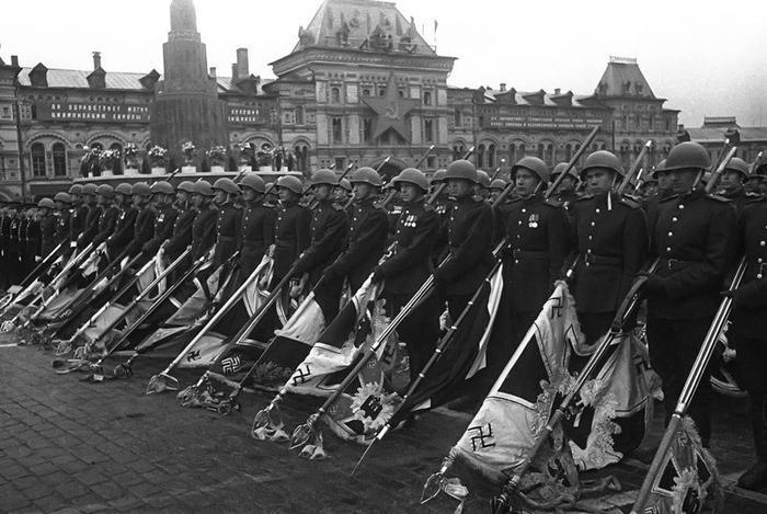 Цена Победы во Второй Мировой Войне