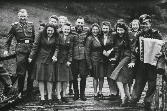 Поразительные фото Второй мировой
