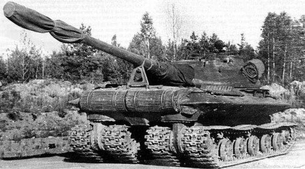 Советский танк «Луноход» или объект 279