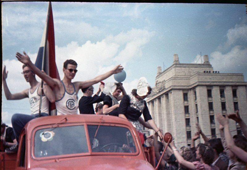 Фестиваль 1957 года