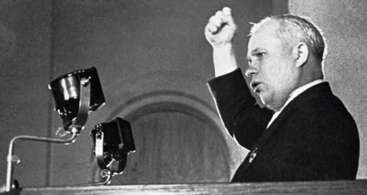 Ушедшая в ИСТОРИЮ СТРАНА: Борьба за власть в СССР после отстранения Н.С. Хрущёва