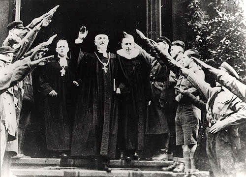 Гитлер и церковь - Фашизм и Ватикан