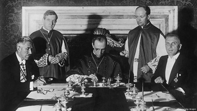 Боязнь католиков коммунизма