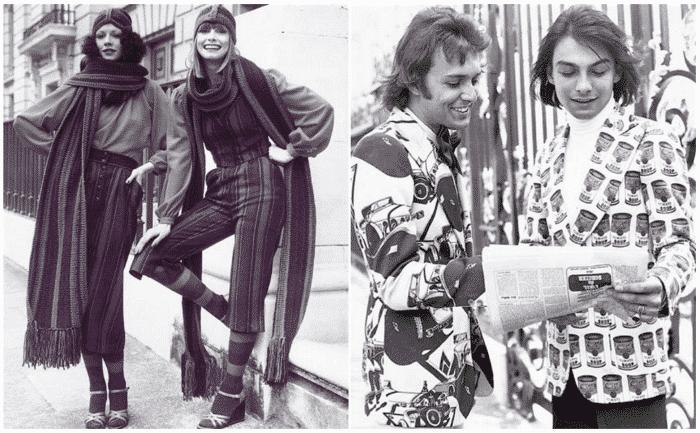 Мода 70-х в СССР
