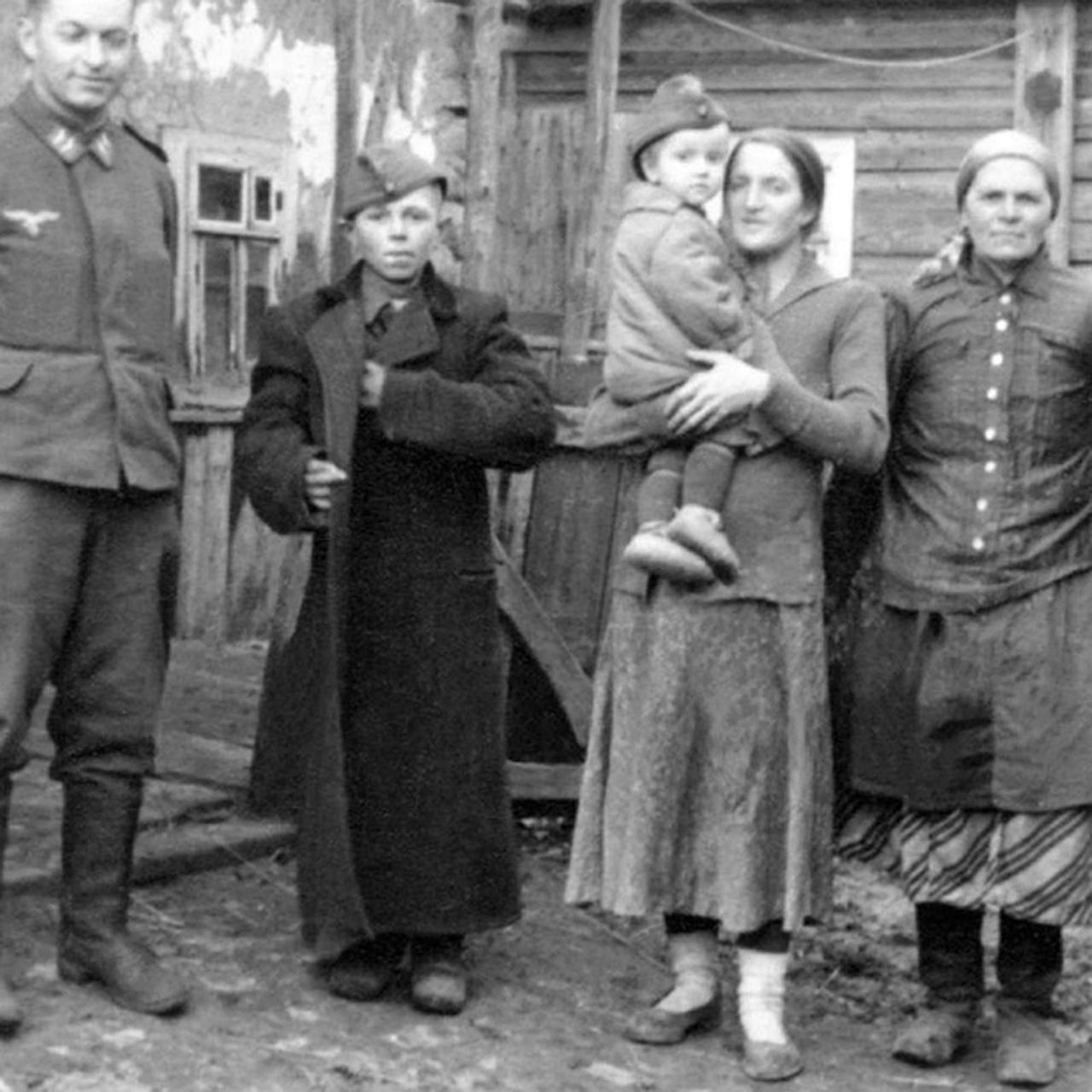 Сколько родилось детей в СССР от немецких военнопленных